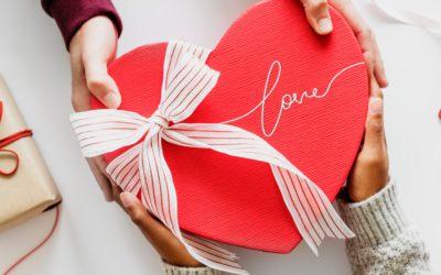 Valentijnsmenu